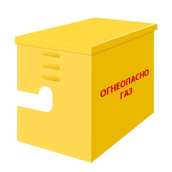 Ящик для газового счётчика в.3