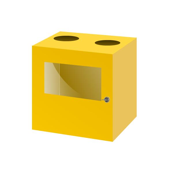 Ящик для газового счётчика в.2