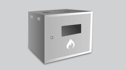 Шкафы для газовых счётчиков