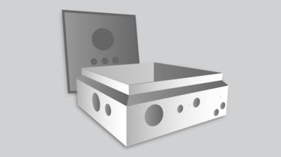 Блоки и корпуса приборов