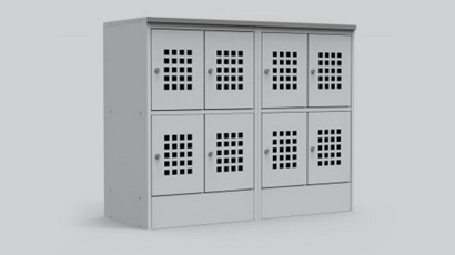Шкафы для торговых точек